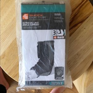 Other - Shock Doctor Ultra Gel Ankle Support